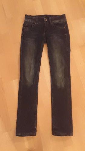 G Star Jeans Saddle Midge Gr. 26/32 blau