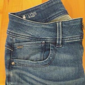 G-Star Jeans skinny bleu-bleu acier