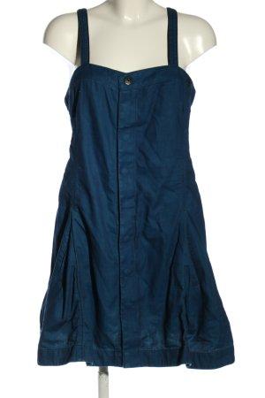 G-Star Jeanskleid blau Casual-Look