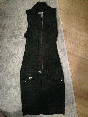 Gstar Robe en jean bleu foncé