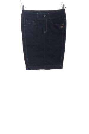 G-Star Denim Skirt blue casual look
