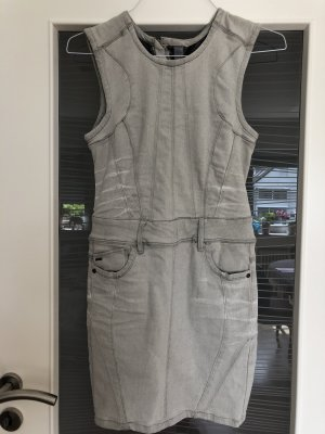 G-Star Kleid, Jeanskleid New Lynn Slim Dress Gr. M