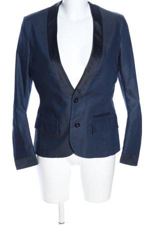 G-Star Kurz-Blazer blau Business-Look