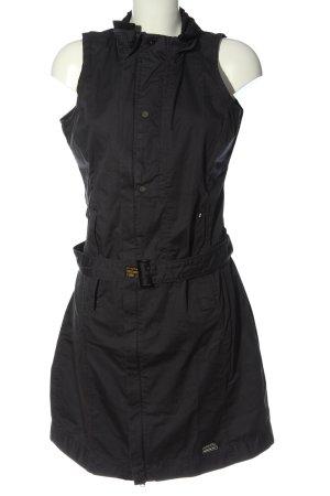 G-Star Robe à manches courtes noir style décontracté