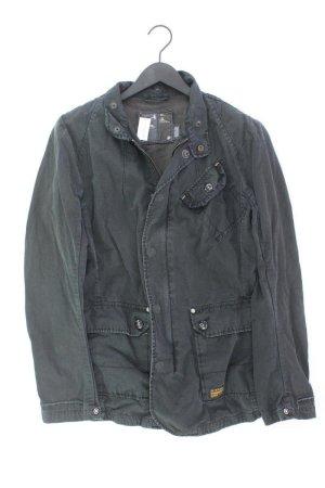 G-Star Długa kurtka czarny Bawełna