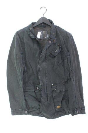 G-Star Lange Jacke Größe L schwarz aus Baumwolle