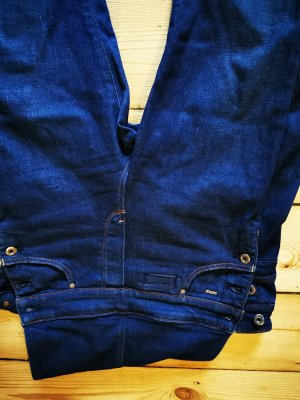 G-Star Raw Dungarees blue cotton