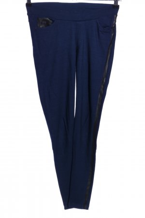 G-Star Leggings blau-schwarz Casual-Look