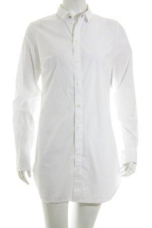 G-Star Long Blouse white elegant