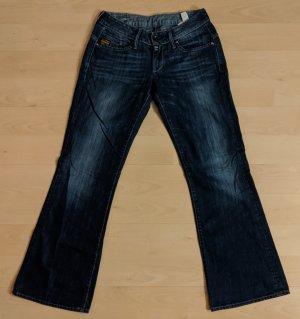 G-Star Jeans svasati blu-blu scuro