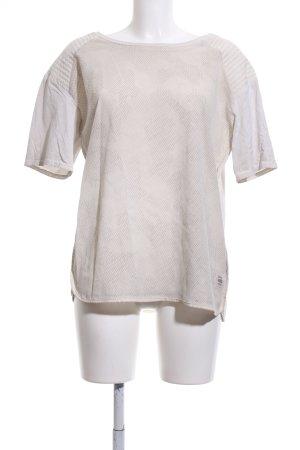 G-Star Oversized Shirt wollweiß Casual-Look