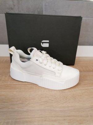 G-Star platform Sneaker off-white Creme 36/36.5