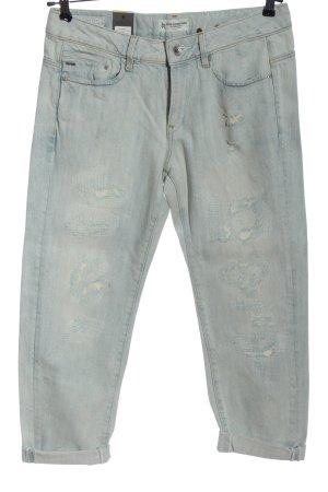 G-Star Raw 3/4 Jeans blau Casual-Look