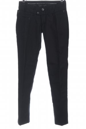 G-STAR RAW 3301 Denim Anzughose schwarz Casual-Look