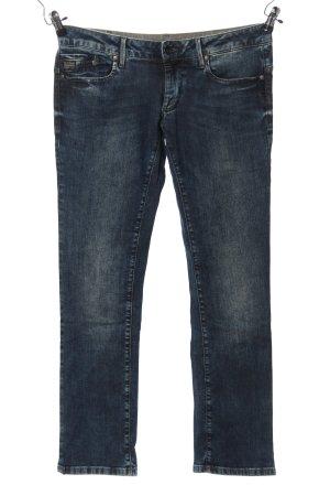 G-STAR RAW 3301 Denim Straight-Leg Jeans blau Casual-Look