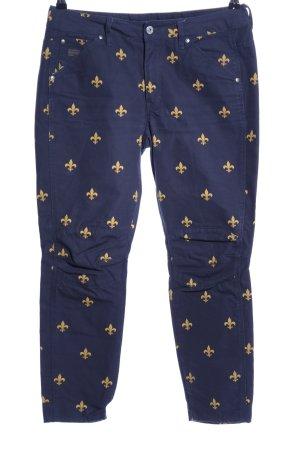 G-Star Raw Boyfriend Jeans multicolored cotton