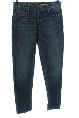 G-Star Raw 7/8-jeans blauw casual uitstraling