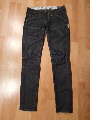 G-Star Raw Biker Jeans dark blue