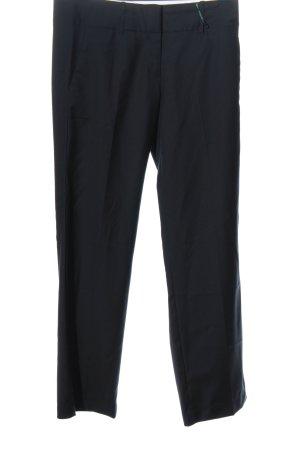 G-Star Raw Spodnie garniturowe czarny W stylu biznesowym