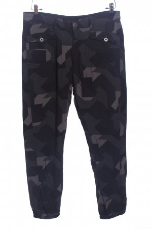 G-Star Raw Baggy Pants Camouflagemuster Casual-Look