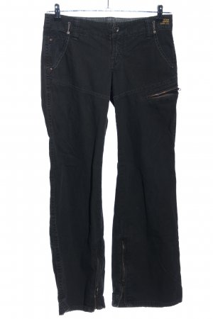 G-Star Raw Baggy jeans zwart casual uitstraling