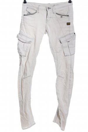 G-Star Raw Baggyjeans wollweiß Casual-Look