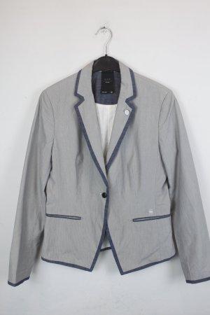 G-Star Raw Sweat Blazer white-slate-gray cotton