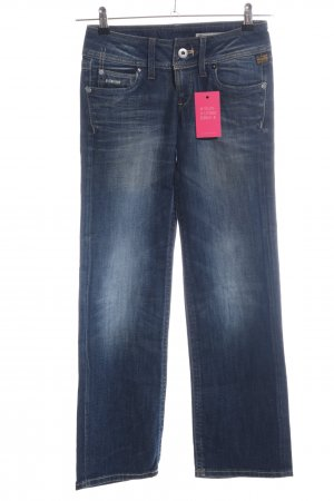 G-Star Raw Boot Cut Jeans blau Business-Look