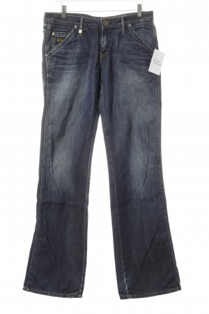 G-Star Raw Boot Cut Jeans dunkelblau Casual-Look