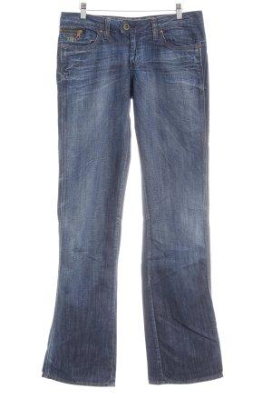 G-Star Raw Jeans bootcut gris ardoise style décontracté