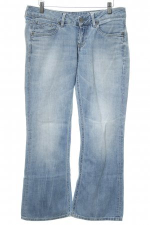 G-Star Raw Boot Cut Jeans himmelblau Casual-Look