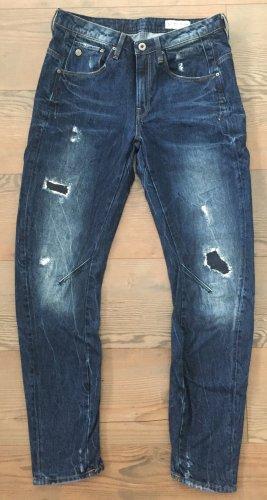 G-Star Raw Boyfriend jeans donkerblauw
