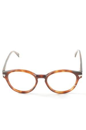 G-Star Raw Gafas marrón-naranja claro degradado de color look casual