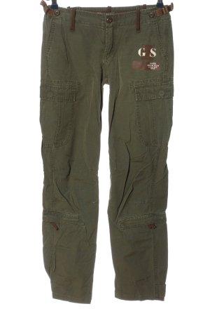 G-Star Raw Pantalone cargo cachi stile casual