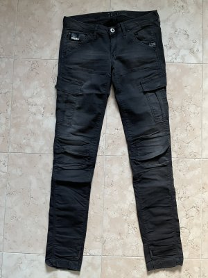 G-Star Raw Pantalon cargo noir