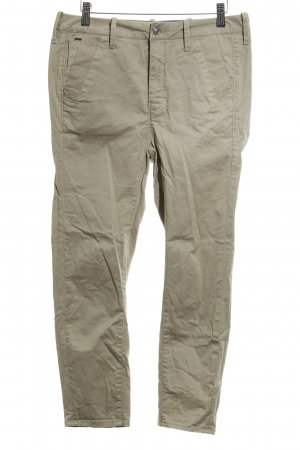 G-Star Raw Chinohose hellbeige Casual-Look