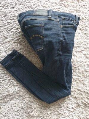 G-Star Jeans skinny blu scuro