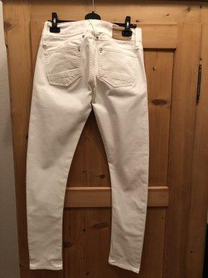 G-STAR RAW DENIM Jeans in weiß