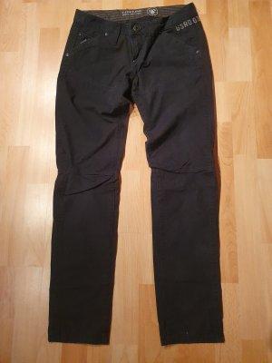 G-Star Raw Biker jeans zwart