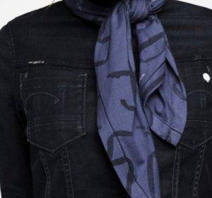 G-Star Raw Chal veraniego azul-azul oscuro