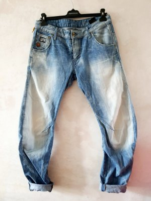 G-Star Raw Baggy jeans azuur