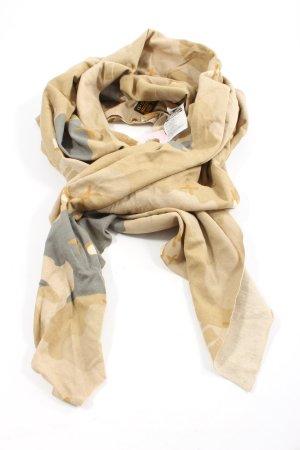 G-Star Raw Neckerchief brown-light grey allover print casual look
