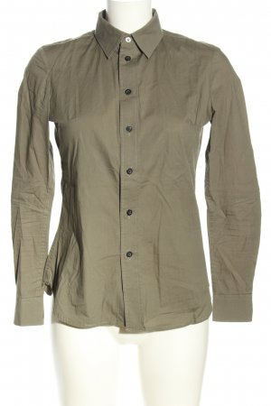 G-Star Raw Hemd-Bluse khaki Casual-Look