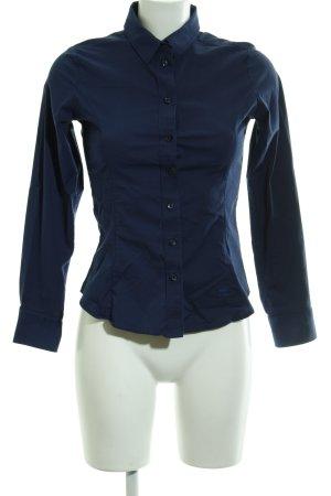 G-Star Raw Hemd-Bluse dunkelblau Casual-Look