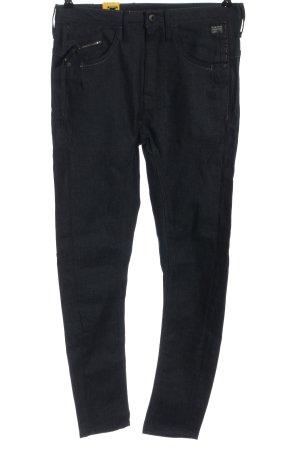 G-Star Raw Jeans taille haute bleu style décontracté