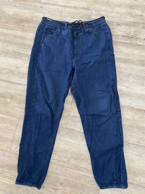 G-Star Raw Boyfriendbroek donkerblauw