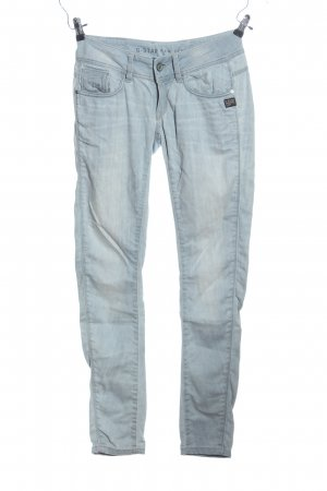 G-Star Raw Low Rise jeans blauw casual uitstraling