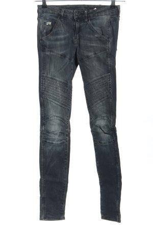 G-Star Raw Low Rise jeans zwart straat-mode uitstraling