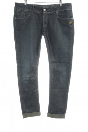 G-Star Raw Low Rise jeans antraciet Gemengd weefsel