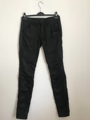 G-Star Raw Pantalone a vita bassa nero
